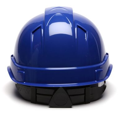 Pyramex Ridgeline® Vented Hard Hat, Ratchet Suspension