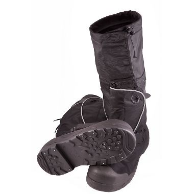 Tingley Winter-Tuff® Orion XT™ Ice Traction Overboots with Roll-Away Gaiter