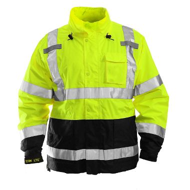 Tingley Icon LTE™ 75 Denier Rip Stop Polyester / PU Class 3 Jacket