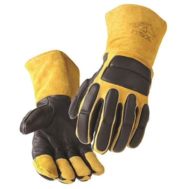 Black Stallion® GS1715 Impact Resist Welding Gloves
