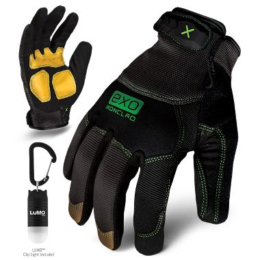 Ironclad® EXO2-MLR Exo Modern Leather Reinforced Gloves