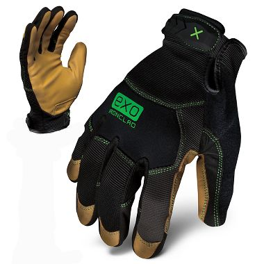 Ironclad® EXO-MOL Exo Modern Leather Palm Gloves