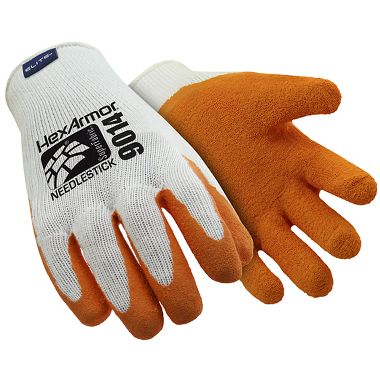 HexArmor® 9014 SharpsMaster II® Knit/Coated Cut- &  Needlestick Puncture-Resistant Gloves