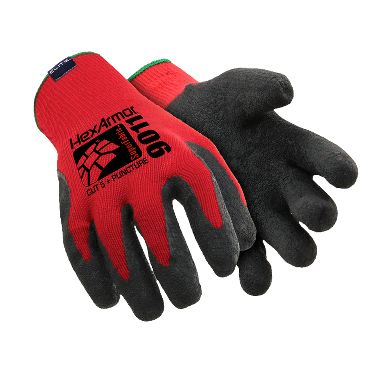 HexArmor® 9000 Series™ 9011 Knit, Cut- & Puncture-Resistant, Latex Palm Coated Gloves