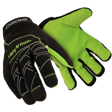 HexArmor® 4023 Chrome Series® Cut 5 360° Gloves