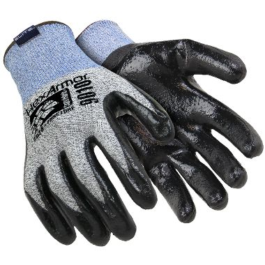 HexArmor® 9000 Series™ 9010 Nitrile Palm Coated Cut- & Puncture-Resistant Gloves