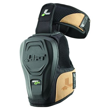 Lift Safety KAH-15K Hard Shell Knee Pads