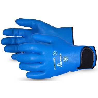 TenActiv™ Cut-resistant, Full Nitrile Coated, Winter-Fleece Lined Gloves