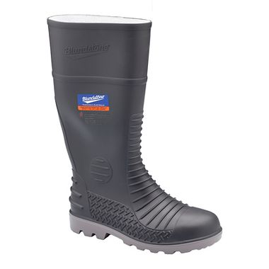 Blundstone® 028 Industrial PVC/Nitrile Gumboots, Steel Toe and Midsole