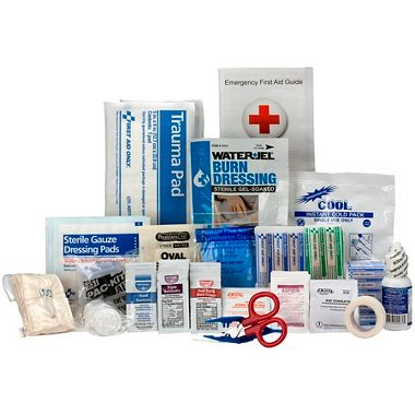 First Aid Only™ 90615 Refill for 25 Person Bulk ANSI 2015 A+, First Aid Kit