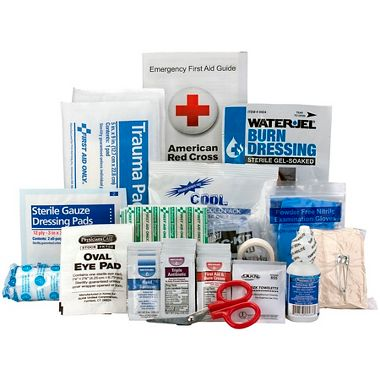 First Aid Only™ Refill for 10 Person Bulk ANSI A, Plastic First Aid Kit