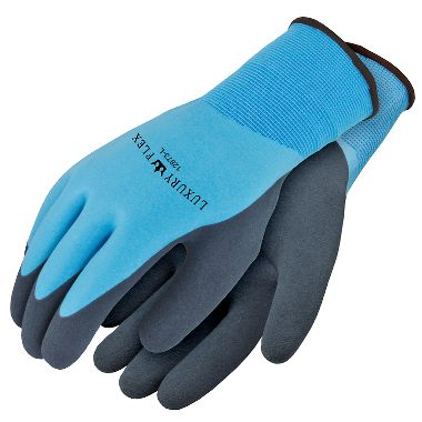 Luxury Flex™ Foamed Latex Double Coated Nylon Knit Gloves