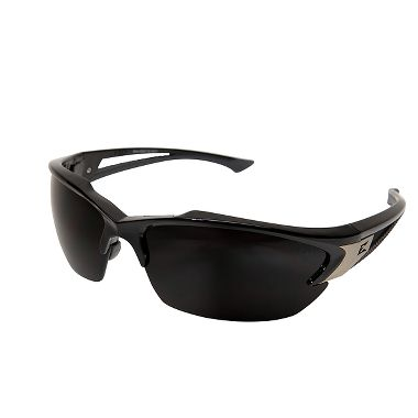 Edge® SDK116 Khor Safety Glasses,  Smoke Lens