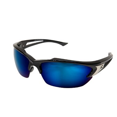 Edge® SDK118 Khor Safety Glasses,  Blue Mirror Lens