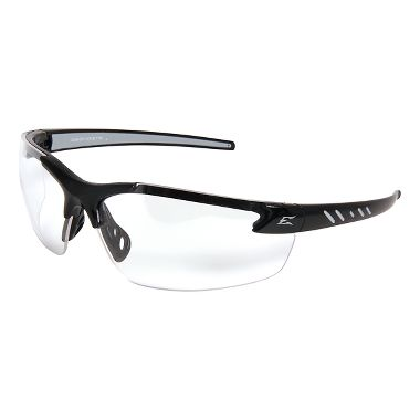 Edge® DZ111 Zorge G2 Safety Glasses, Reader Magnification Clear Lens
