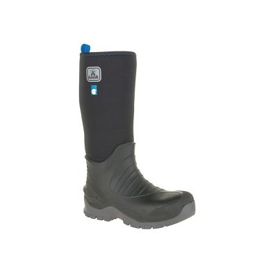 Kamik Insulated Barrel Boot, Composite Toe, Oil & Acid Resistant, 7mm Neoprene, 17""
