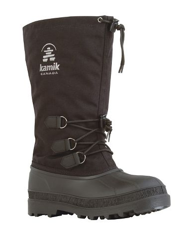 Kamik  Canuck Boots, Insulated and Waterproof, 15""