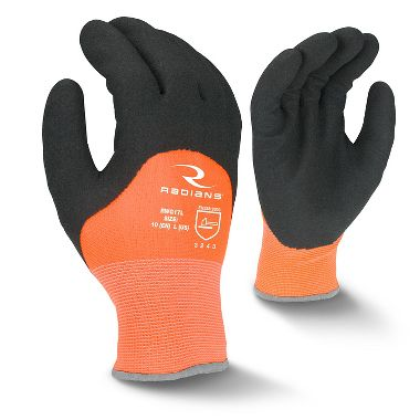 Radians® RWG17 Cold Weather Latex Coated Gloves