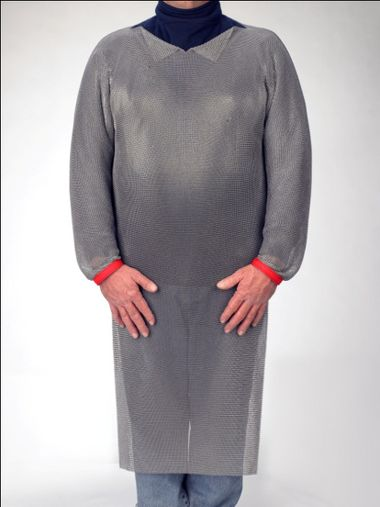 US Mesh USM-4254 Full Body Metal Mesh Tunic