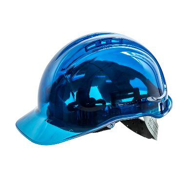 Portwest® Peakview See-Through Hard Hat, Non-Vented