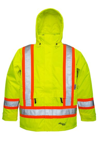 Viking® 6410 Professional Arctic 300D Tri-Zone 3 in 1 Class 3 Jacket