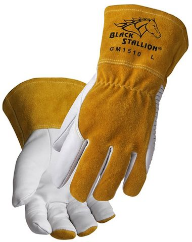 Black Stallion® GM1510-WT Premium Touch MIG Gloves