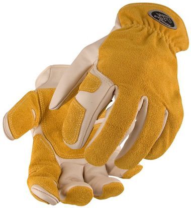 Black Stallion® 97SW Grain/Split Cowhide Driver's Gloves