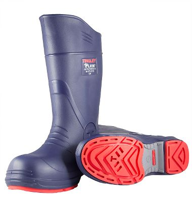 Tingley Flite™ Safety Knee Boots, Chevron Plus® Outsole, Composite Toe, 15""