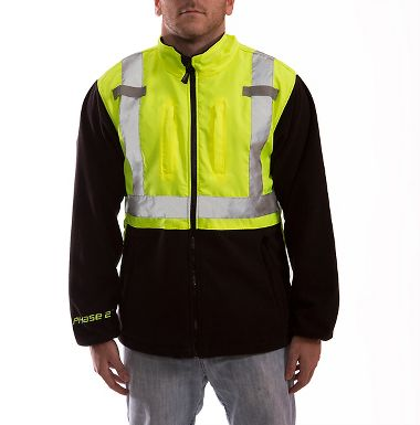 Tingley J73022 Phase 2™ 360g Fleece Class 2 Jacket