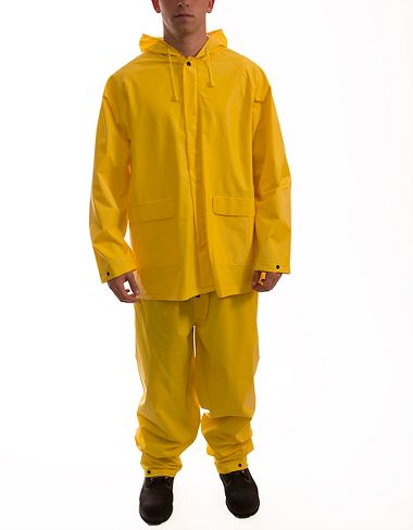 Tingley Tuff-Enuff™ Plus .25mm Double Ply PVC Rain Suit