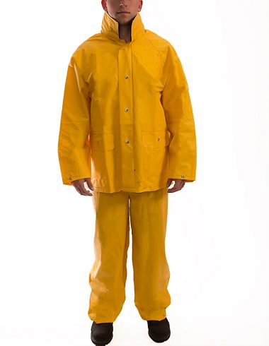 Tingley Comfort-Tuff® .35mm PVC on Polyester Rain Suit