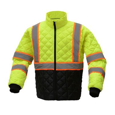 GSS Quilted Two Tone Class 3 Jacket