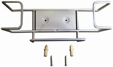Disposable Glove Box Holder, Includes Wall Mount Screws