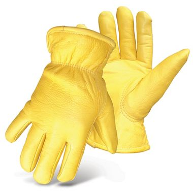 Boss Therm® Premium Insulated Grain Deerskin Leather Driver Gloves