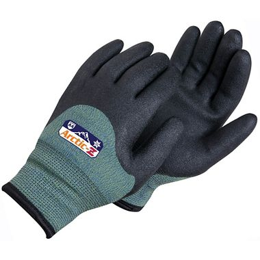 Liberty Glove F4923 Arctic Z™ Heavy Thermal Lined Cut Resistant PVC 3/4 Coated Knit Glove