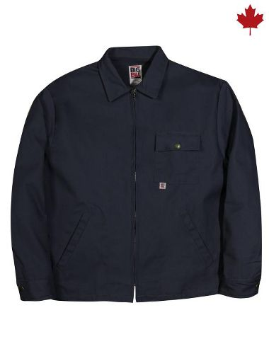 Big Bill® 347 Unlined Twill Jacket