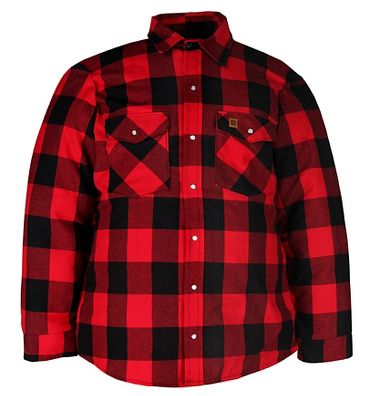 Big Bill® 221Q Lined Premium Flannel Work Shirt, Made in the USA