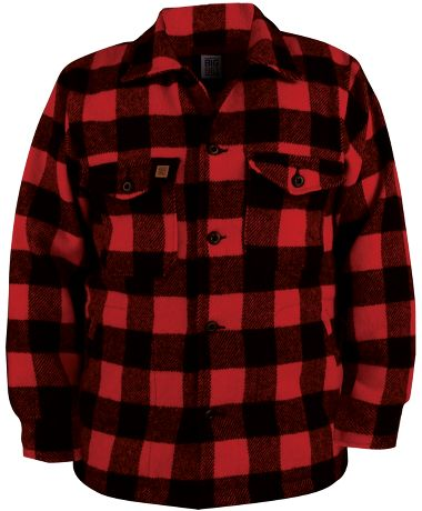 Big Bill® 462 Plaid Wool Jacket