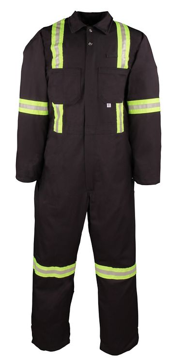 Big Bill® 414VBF Welder's Reflective Coverall