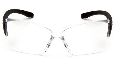 Pyramex® SB9510ST Tru Lock Safety Glasses, Clear Anti-Fog Lens