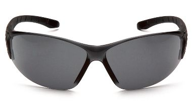 Pyramex® SB9520ST Tru Lock Safety Glasses, Gray Anti-Fog Lens