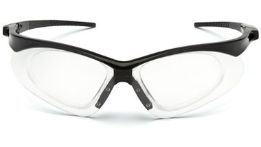 Pyramex® SB6310STRX PMXTREME® Safety Glasses with Prescription Insert, Clear Anti-Fog
