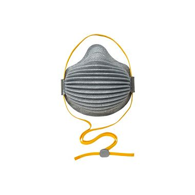 Moldex® AirWave® SmartStrap® Particulate Respirator with Charcoal Filter Layer