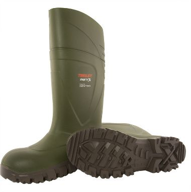 Tingley Steplite X® Powered by Bekina®, Polyurethane Boots, Plain Toe,15""