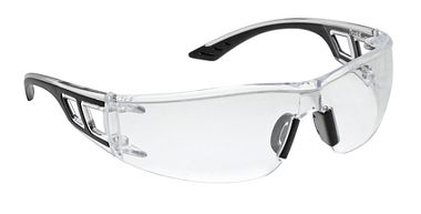 Truss Safety Glasses, Anti-Fog Clear Lens