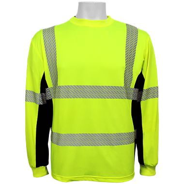 FrogWear™ GLO-225LS High-Visibility Long Sleeve Class 3 T-Shirt