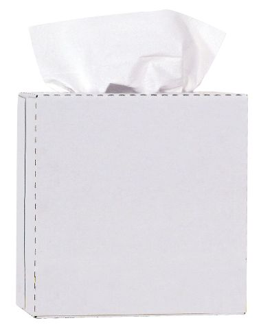 "Galeton® White Embossed DRC Pop Up Medium Weight Wipers, 8.5"" X 16.5"""