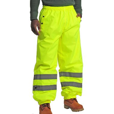 Illuminator™ Class E, Breathable 75 Denier Ripstop Rain Pants