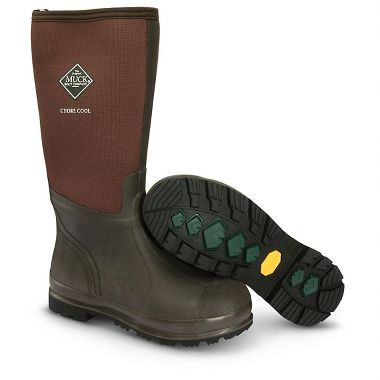 Honeywell CHCT-900 Muck® Boot Chore Cool Work Boots, Plain Toe,16""