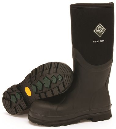 Honeywell CSCT-900 Muck® Boot Chore Cool Work Boots, Steel Toe,16""